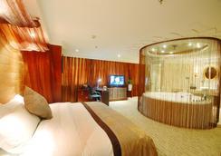 Chuangshiji Hotel - Chongqing - 충칭 - 침실