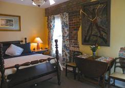 Parisian Courtyard Inn - 뉴올리언스 - 침실