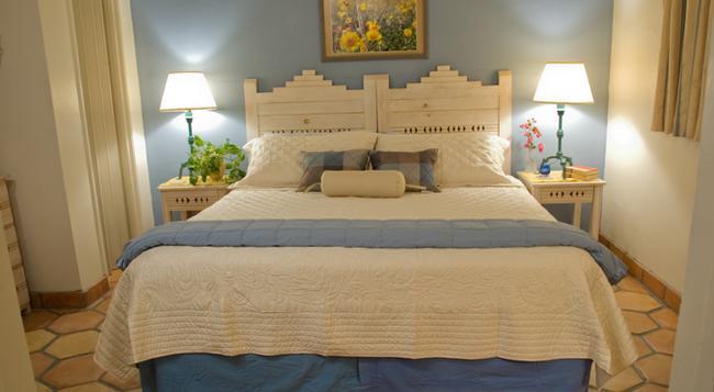 Villa Rosa Inn - 팜스프링스 - 침실