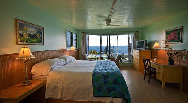 Hale Kai Hawaii Bed & Breakfast - 힐로 - 침실
