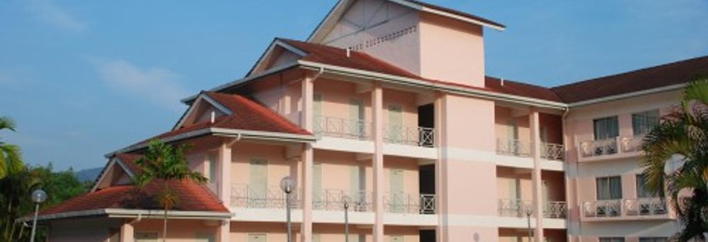 호텔 세리 말레이시아 풀라우 피낭 - 조지타운 (페낭) - 건물