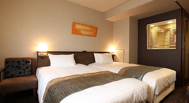 오차노미즈 호텔 주라쿠 - 도쿄 - 침실