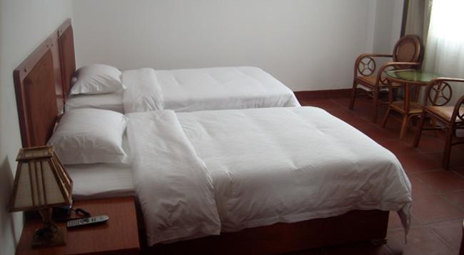 Xiaodeng Fishing Hotel Xiamen - 샤먼 - 침실