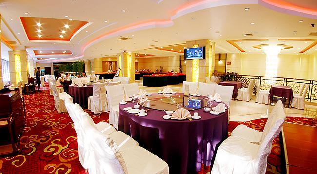 Sanlong Zhongtian Hotel - Shenyang - 심양 - 레스토랑