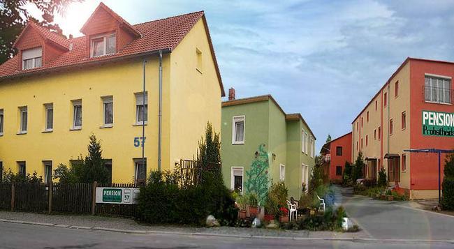 Pension Probstheida - 라이프치히 - 건물