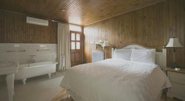 Alexandre Logan 1870 B&B - 몬트리올 - 침실