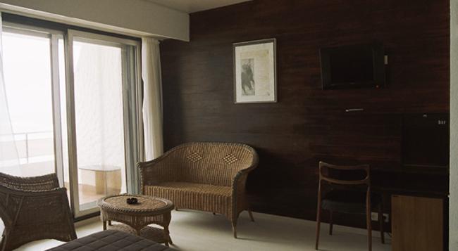Carlina Lodge - 비아리츠 - 침실