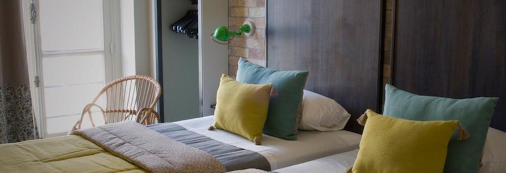 호텔 미슐레 오데온 - 파리 - 침실
