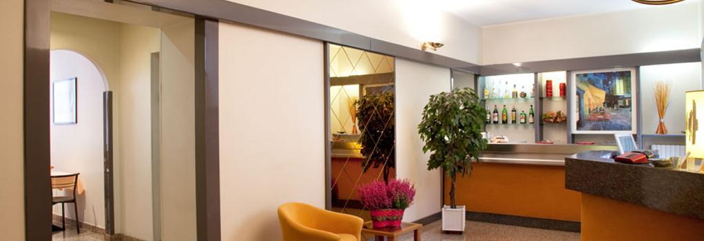 Hotel Des Artistes - 토리노 - 로비
