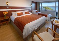 호텔 티롤 - 산카를로스데바릴로체 - 침실