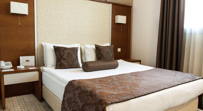 블랑카 호텔 - 이즈미르 - 침실