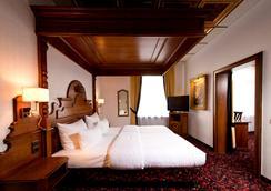 킹's 호텔 센터 - 뮌헨 - 침실