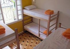 Solar63 Hostel - 포르투알레그레 - 침실
