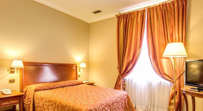 Hotel Oceania - 로마 - 침실