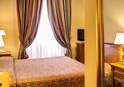 호텔 오세아니아 - 로마 - 침실