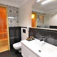 아즈카 호텔 Bathroom