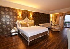 아즈카 호텔 - 보드룸 - 침실