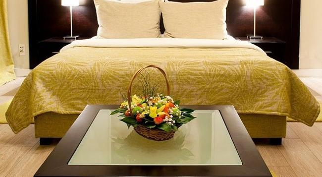 호텔 엑셀시어 - 베오그라드 - 침실