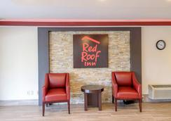 Red Roof Inn Chattanooga - Lookout Mountain - 채터누가 - 로비