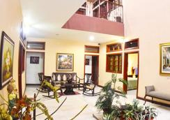 호텔 인터나시오날 마나과 - 마나과 - 로비