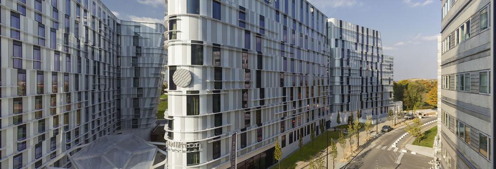 풀만 파리 로이시 샤를드골 공항 - 루와시 앙 프랑스 - 건물