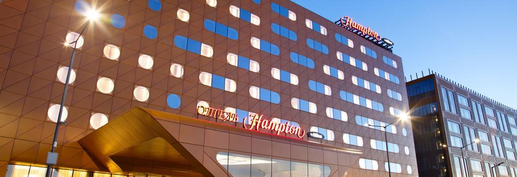 햄튼 바이 힐튼 세인트 피터스버그 엑스포포럼 - 상트페테르부르크 - 건물