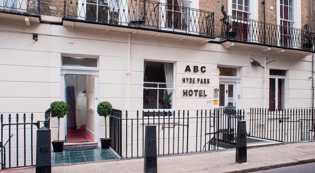 ABC 하이드 파크 호텔 - 런던 - 건물
