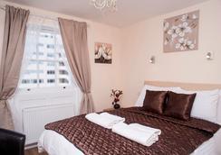 ABC 하이드 파크 호텔 - 런던 - 침실