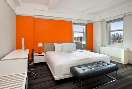 로우 Nyc - 뉴욕 - 침실