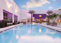 Seminole Hard Rock Hotel & Casino Tampa - 탬파 - 수영장