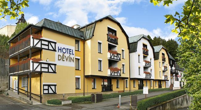 Spa hotel Devin - Marianske Lazne - 건물