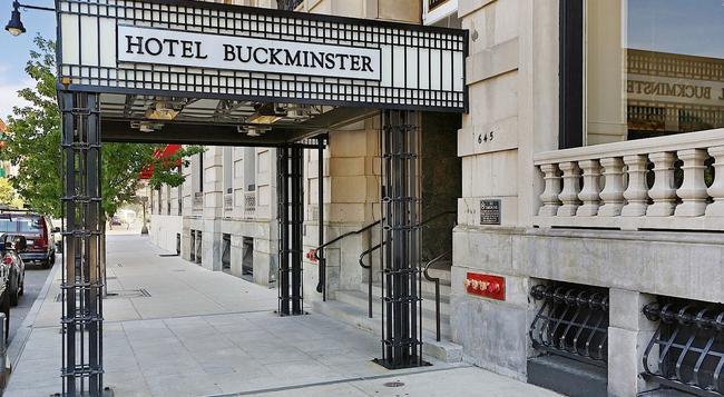 보스턴 호텔 벅민스터 - 보스턴 - 건물