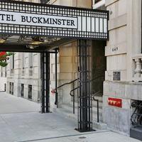 보스턴 호텔 벅민스터 Hotel Entrance