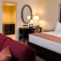 힐튼 인 앳 펜 호텔 Guest room