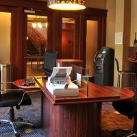 힐튼 인 앳 펜 호텔 Business center