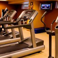 힐튼 인 앳 펜 호텔 Fitness Facility