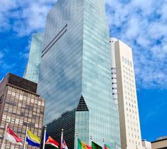 원 UN 뉴욕