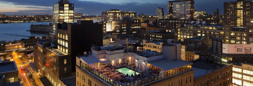 Soho House New York - 뉴욕 - 건물