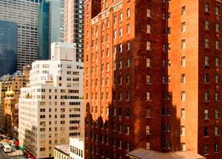 르네상스 뉴욕 호텔 57