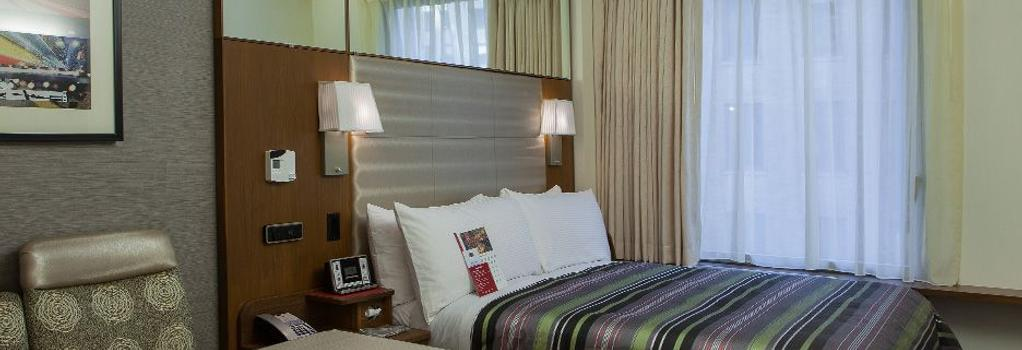 호텔 부티크 앳 그랜드 센트럴 - 뉴욕 - 침실