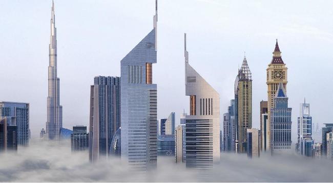 주메이라 에미리트 타워스 - 두바이 - 건물