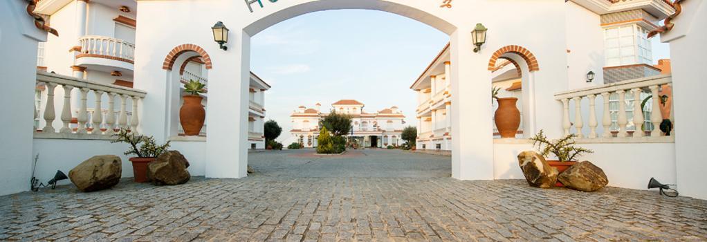 Hotel Diufain - Conil de la Frontera - 건물