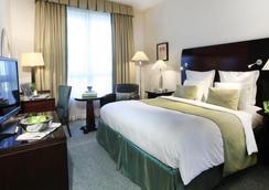 린드너 호텔 시티 플라자 - 쾰른 - 침실