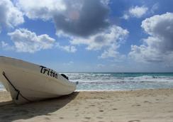 Playa Canek Boutique Eco Hotel - 툴룸 - 해변