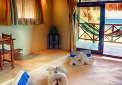 Playa Canek Boutique Eco Hotel - 툴룸 - 침실