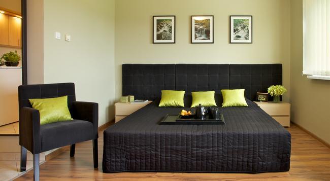 Delta Apart House - 브로츠와프 - 침실