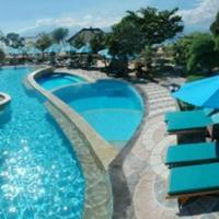 빌라 옴바크 호텔 Outdoor Pool