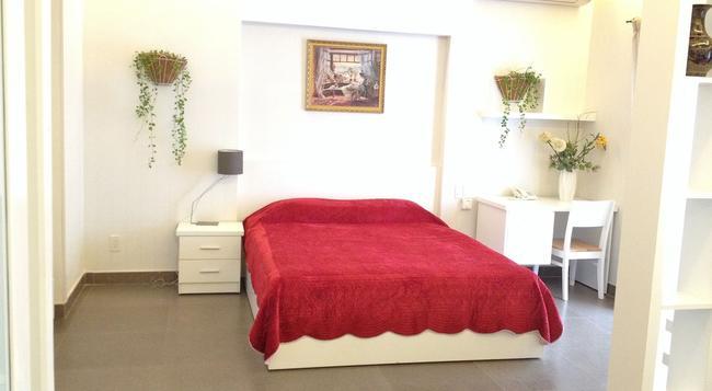 티파니 호텔 레지던스 - 호치민 - 침실
