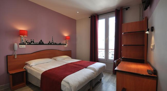 그랜드 호텔 드 투린 - 파리 - 침실