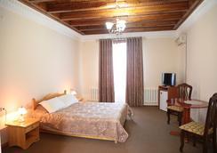 Ziyobaxsh Hotel - Buxoro - 침실